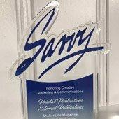 Shaker Life Magazine wins Savvy Award