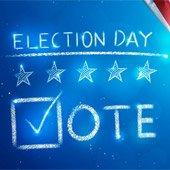 Election Day is November 5 reminder