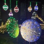 Nela Park Display Ornaments