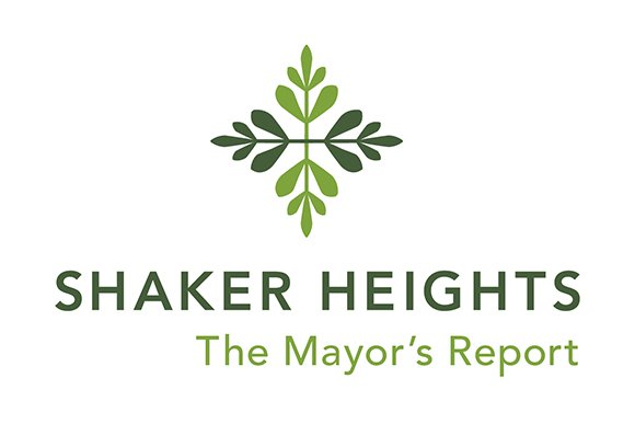 The Mayor's Report header