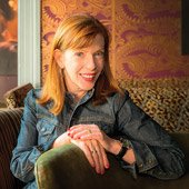 Author Susan Orlean book signing