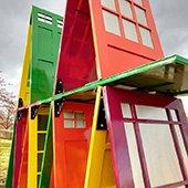Public art in Hildana Park
