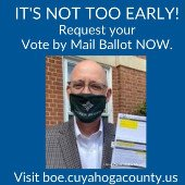 Early ballot requests Mayor Weiss BOE