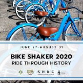 2020 Bike Shaker Historical Tour