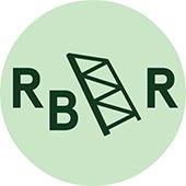 Rust Belt Riders logo - composting