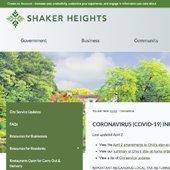 shakeronline.com website
