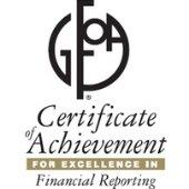 GFOA Financial Reporting Award