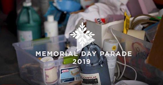 Memorial Day Parade video still