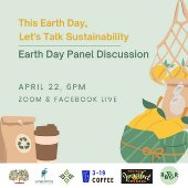Earth Day Panel Discussion