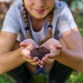 Compost creatures for kids webinar