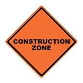 Construction Zone graphic