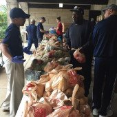 First Baptist Church Mobile Pantry