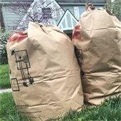 Yard waste bags