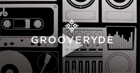 GrooveRyde vignette graphic