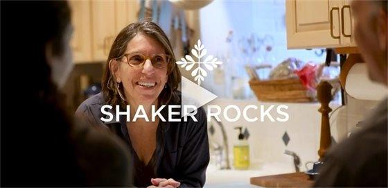 Shaker Rocks vignette graphic