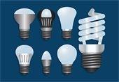 LED lights energy efficiency