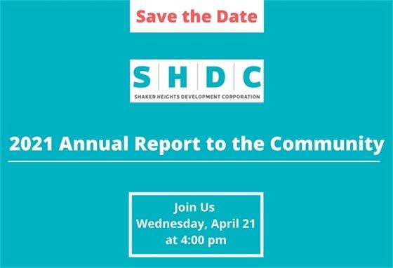 SHDC Annual Report to the Community