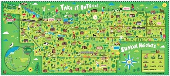 Take it Outside map