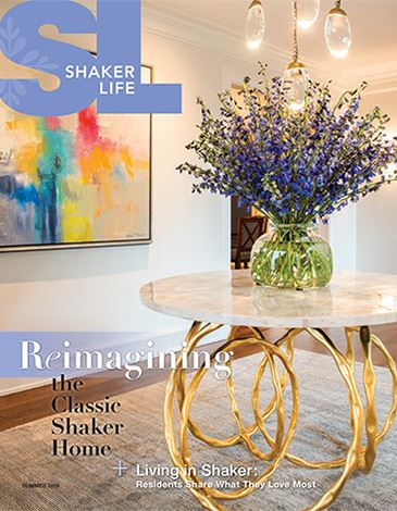 Cover of Shaker Life, Summer 2019 Issue