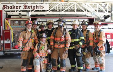 Shaker Heights Firefighters