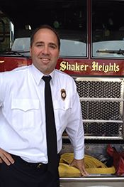 Patrick Sweeney, Fire Chief