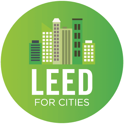 LEED for Cities logo